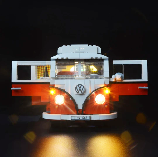 LED Lights for Lego Volkswagen Camper Van