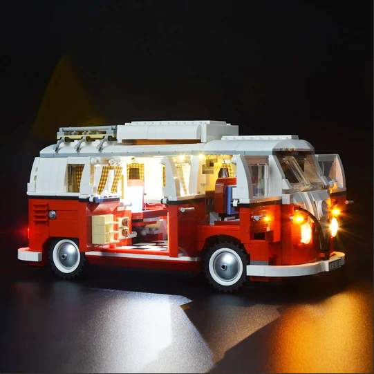 LED Lights for Lego VW Camper Van
