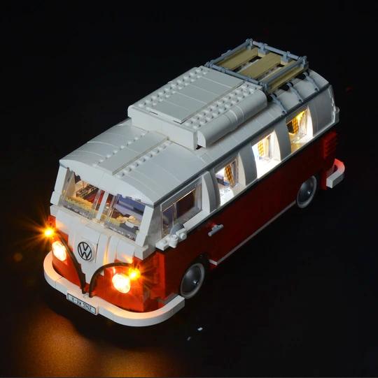 LEGO Volkswagen T1 Camper Van 10220 LED Lights