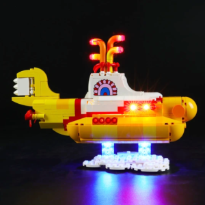 Light Kit For Lego Yellow Submarine 21306