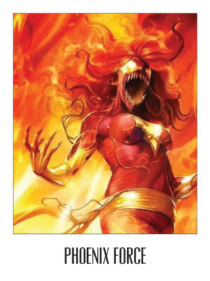 Phoenix Force from X-Men