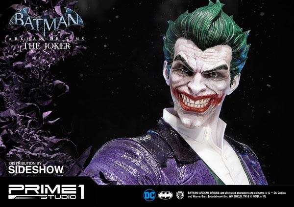 Joker Smile Statue Prime 1 Studio