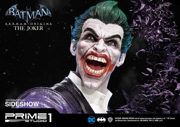 Joker Statue Close Up Prime 1 Studio