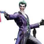 Arkham Origins Joker Statue