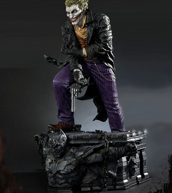 The Joker Lee Bermejo Statue by Prime 1 Studio