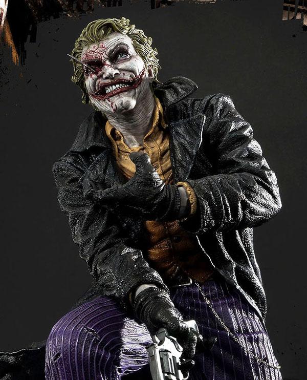 DC Comics  Prime 1 Studio Joker Statue