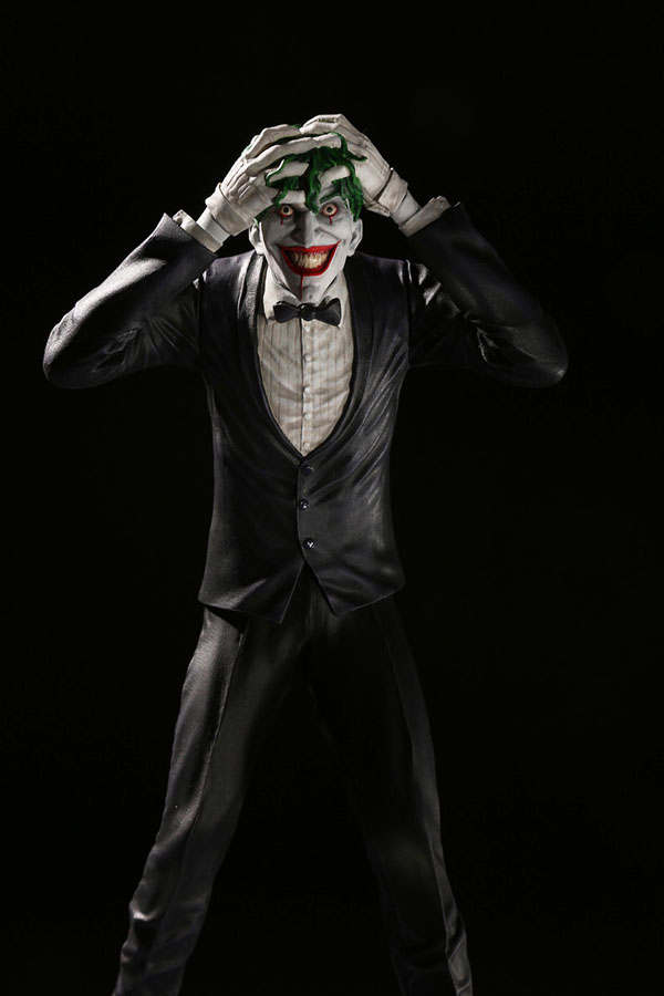 Brian Bolland Clown Prince of Crime Joker Statue