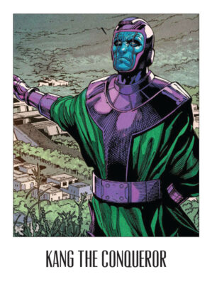 Kang the Conqueror from Avengers