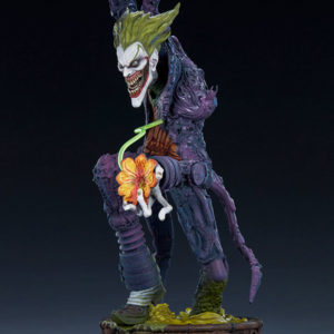 Gotham City Nightmare Joker Statue by Sideshow Collectibles