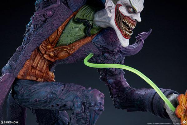 Batman and Joker Gotham City Nightmare collection