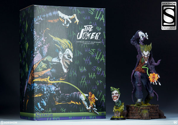 Sideshow Collectibles Gotham City Nightmare Collection
