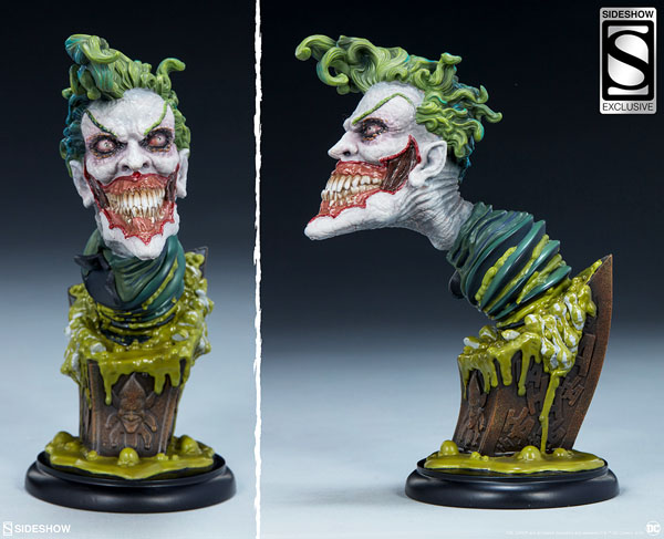 Gotham City Nightmare collection jack-in-the-box