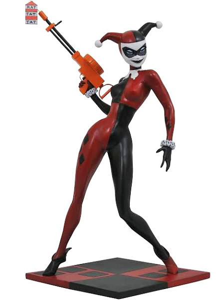 The Animated Series Harley Quinn Statue