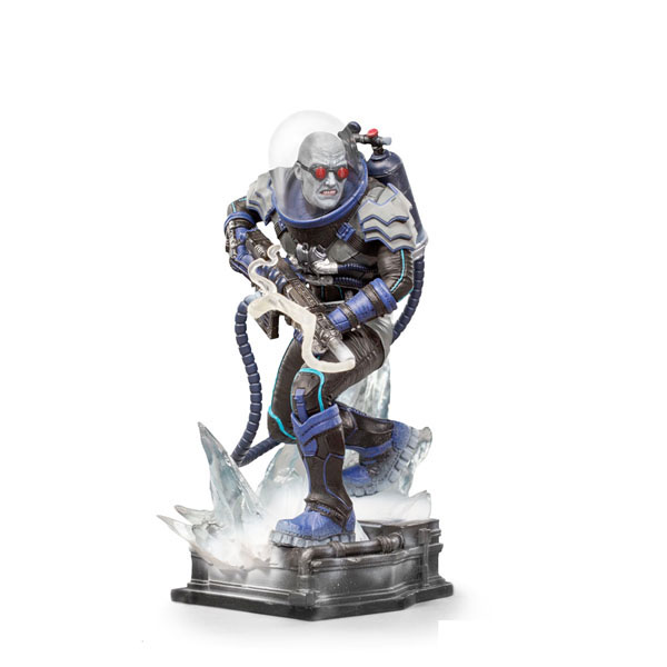 Mr. Freeze Statue by Iron Studios