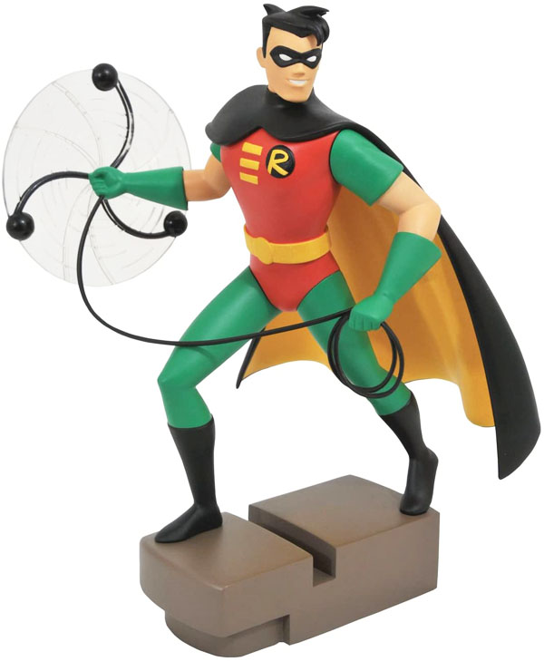 The Animated Series Robin Statue