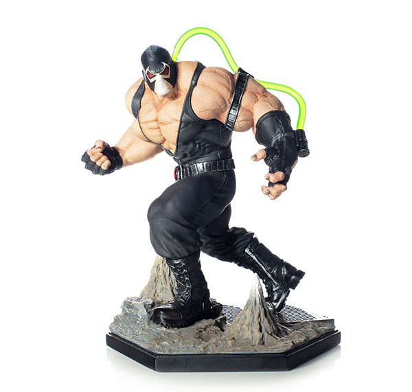 Bane Statue by Iron Studios