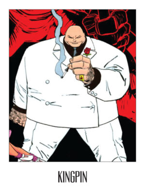 Kingpin from Daredevil