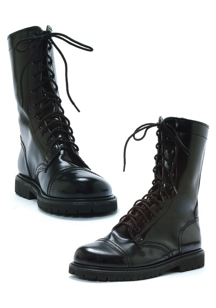Women's Gamora Style Combat Boots
