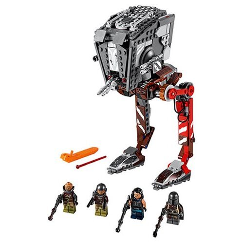 LEGO 75254 Star Wars AT-ST Raider vehicle from The Mandalorian