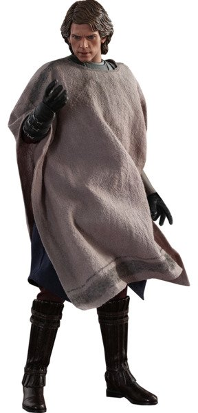 Anakin Skywalker Sixth Scale Figure by Hot Toys The Clone Wars - Television Masterpiece Series