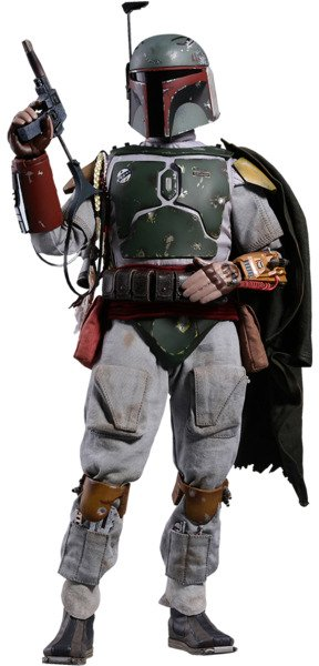 Boba Fett Sixth Scale Figure by Hot Toys Star Wars: The Empire Strikes Back 40th Anniversary Collection