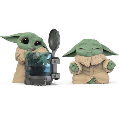 Hasbro Baby Bounties Curious and Meditation Mini-Figures