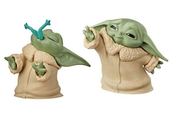Hasbro Baby Bounties Frog and Force Mini-Figures