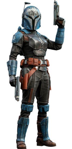 Bo-Katan Kryze Sixth Scale Figure by Hot Toys - Star Wars: The Mandalorian - Television Masterpiece Series