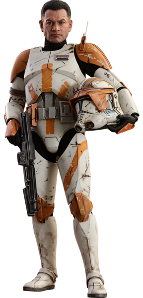 Commander Cody Sixth Scale Figure by Hot Toys Episode III: Revenge of the Sith - Movie Masterpiece Series