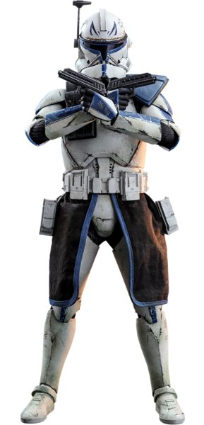 Captain Rex Sixth Scale Figure by Hot Toys The Clone Wars - Television Masterpiece Series