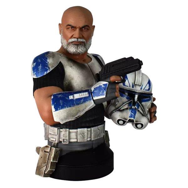 Commander Rex Deluxe Bust Star Wars: The Clone Wars - Gentle Giant