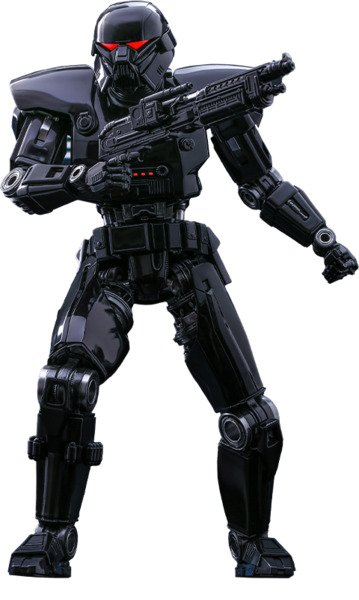 Dark Trooper Sixth Scale Figure by Hot Toys Television Masterpiece Series