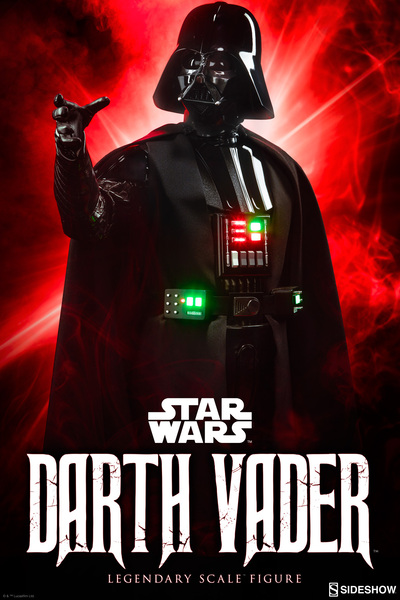 Darth Vader Statue by Sideshow Collectibles