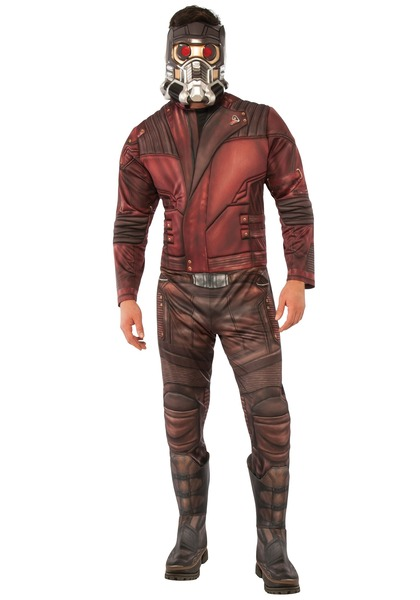 Deluxe Star-Lord Mens Costume from Guardians of the Galaxy