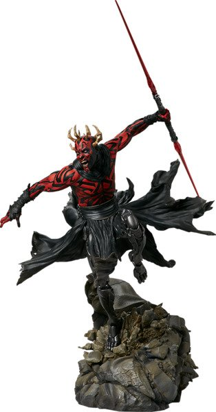 Darth Maul Mythos Statue by Sideshow Collectibles