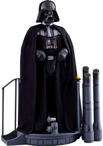 Darth Vader Sixth Scale Figure by Hot Toys Star Wars The Empire Strikes Back