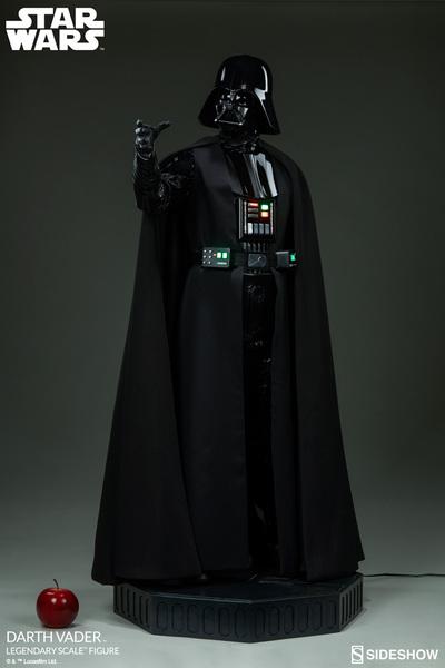 1:2 scale Darth Vader Statue