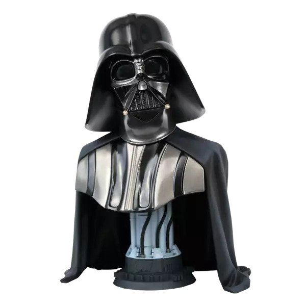 Darth Vader - Star Wars: A New Hope: Legends In 3D 1/2 Scale Bust - Gentle Giant