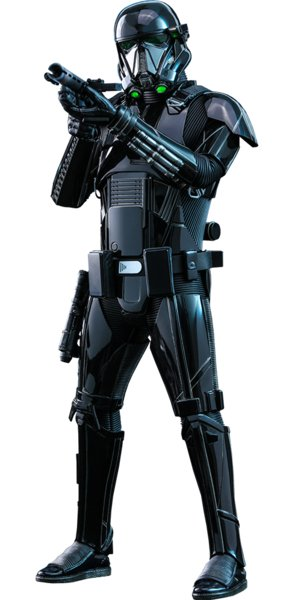 Death Trooper Sixth Scale Figure by Hot Toys
