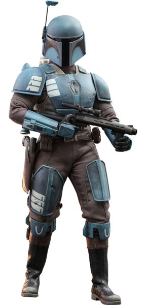 Death Watch Mandalorian Sixth Scale Figure by Hot Toys - Television Masterpiece Series