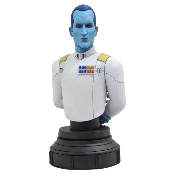 Grand Admiral Thrawn Bust - Star Wars: Rebels - Gentle Giant