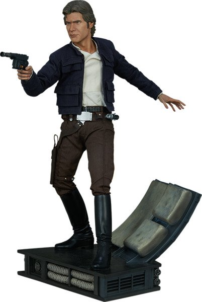 Han Solo Premium Format Figure by Sideshow Collectibles Collector Edition Limited Edition