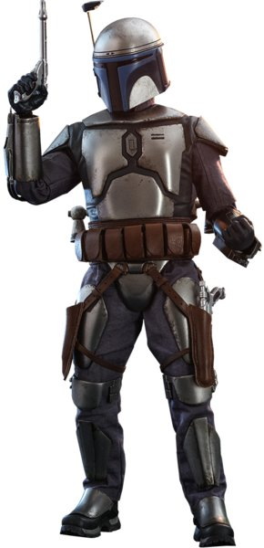 Jango Fett Sixth Scale Figure by Hot Toys Movie Masterpiece Series