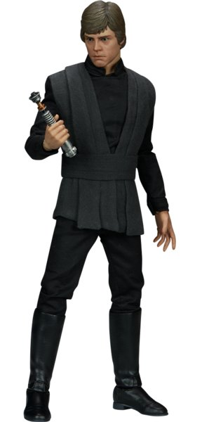 Luke Skywalker Deluxe Sixth Scale Figure by Sideshow Collectibles