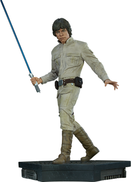 Luke Skywalker Premium Format Figure by Sideshow Collectibles Collector Edition Limited Edition