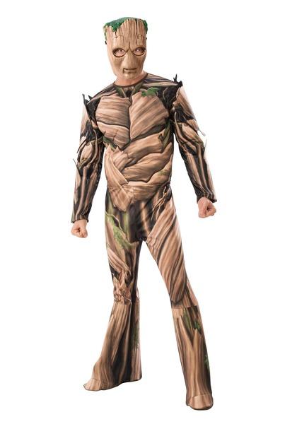 Men's Marvel Infinity War Teen Groot Costume - Guardians of the Galaxy Cosplay
