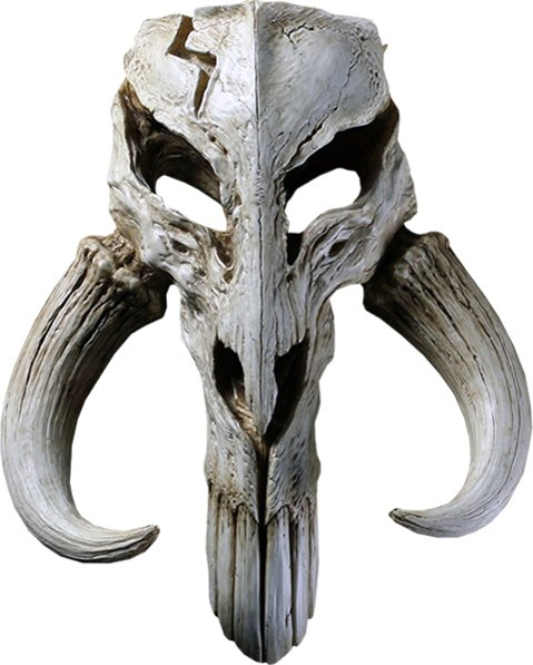 Mythosaur Skull Wall Decor by Regal Robot from The Mandalorian TV Show