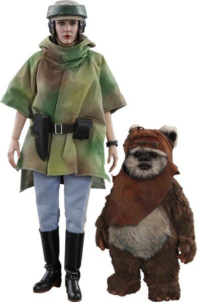 Princess Leia & Wicket