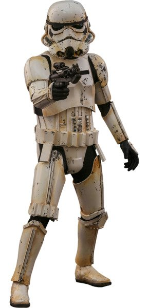 Remnant Stormtrooper - Sixth Scale Figure by Hot Toys - The Mandalorian - Television Masterpiece Series