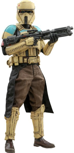 Shoretrooper Squad Leader Sixth Scale Figure by Hot Toys Movie Masterpiece Series – Rogue One: A Star Wars Story